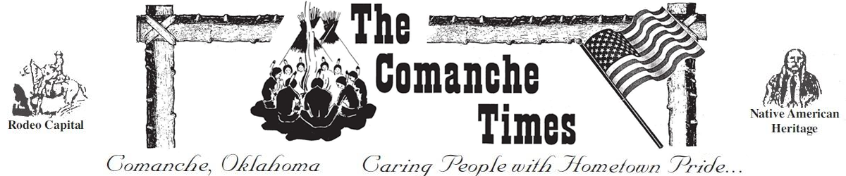 The Comanche Times, Caring People with Hometown Pride...